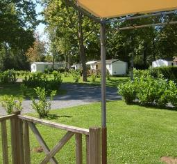 camping en Dordogne en bord de rivière