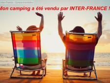 très beau camping à vendre dans l'occitanie avec une trentaine d'emplacements sur presque 3 hectar