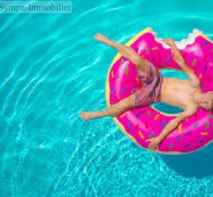 vente d'un beau camping en occitanie avec environ cinquante emplacements sur plu