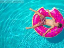 vente d'un beau camping en occitanie avec environ cinquante emplacements sur plus de 8 hectares avec