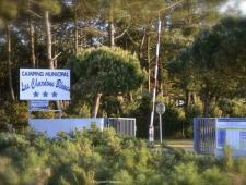 Vend camping 3 * dans site exceptionnel, accès direct à la Mer