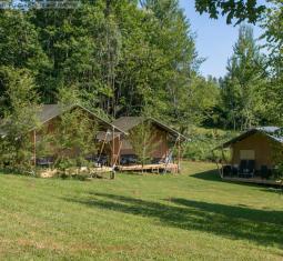 vente d'un beau camping familiale, avec piscine, dans du nord de la dordogne ave