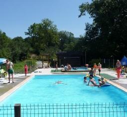 vente d'un très beau camping familial dans l'occitanie avec une cinquantaine d'