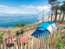 Camping FACE MER  (JR 4471)