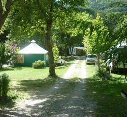 Petit camping au calme
