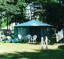 FDC Camping Loire Atlantique (GL 4564)