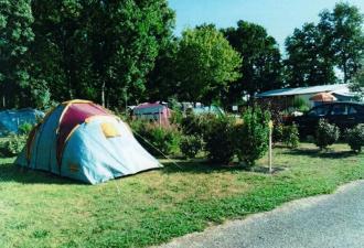 TP 4571-1 Camping IDF - Proche sites touristiques