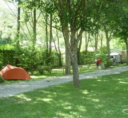 Camping région Paca