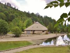 Camping / base de loisirs / foyer nordique de l'Iscle de Réallon