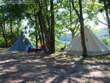 vente un très beau camping familial dans la sud de dordogne