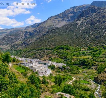 beau camping en andalousie (espagne)vente d'un camping familial idéalement situ