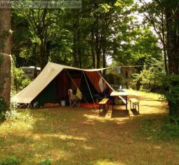 camping à vendre à dordogne, quartier verte en parfait état