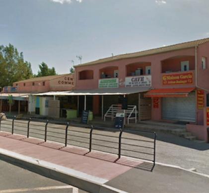 Commerce à louer: pizzeria, epicierie, restauration rapide... à Serignan plage