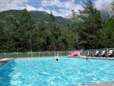 vente d'un très beau camping familial dans les alpes en situation très touristique