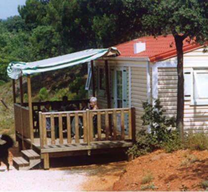 A vendre - Camping 3* de 24 emplacements en Provence dans le Vaucluse