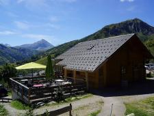 camping en montagne, cadre magique et taille humaine