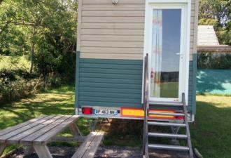 Camping de 6 roulottes