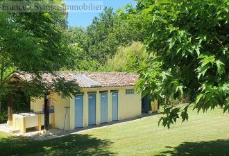 vente d'un très beau camping dans l'occitanie
