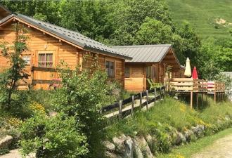 vente d'un très beau camping dans les alpes
