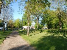 Camping situé au sud de la Bourgogne