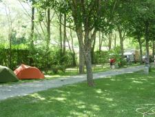 Camping au calme dans les Alpes du Sud
