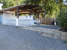 Camping**** Familiale avec piscines chauffée, et maison rénovée