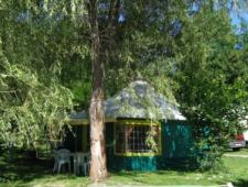 camping 3 étoiles au calme dans région Paca trés touristique
