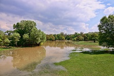 Gérer sereinement le risque inondation d'un camping