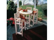 Tables et chaises Mange-debout