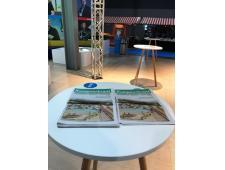DE TELEGRAAF - ICCS KAPEERKRANT + SITE WEB