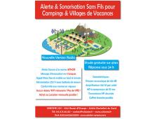 ALERTE ET SONORISATION SANS FILS