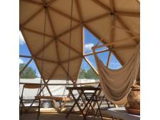 Dôme géodésique 15m² F3