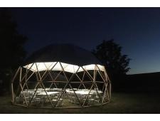 Dôme géodésique 50m² F3
