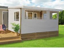 Toiles et couvertures terrasses