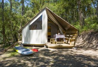 2 MH Cihelo Pop et 2 tentes écolodges